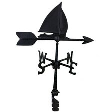 <strong>Montague Metal Products Inc.</strong> Aluminum Sailboat Weathervane
