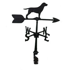 Retriever Weathervane