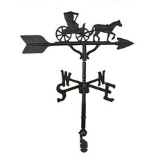 Country Doctor Weathervane
