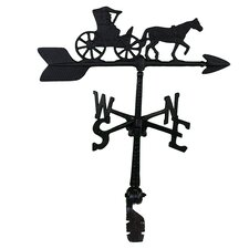 <strong>Montague Metal Products Inc.</strong> Aluminum Country Doctor Weathervane