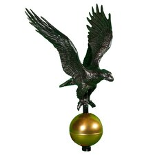 <strong>Montague Metal Products Inc.</strong> Eagle Flagpole Finial