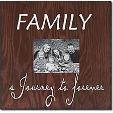 Family a Journey to Forever Memory Box
