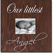 Our Littlest Angel Memory Box