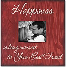 Happiness Is Being Married... Memory Box