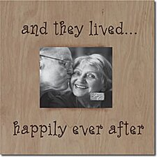 And They Lived...Happily Ever After Memory Box