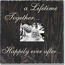 A Lifetime Together... Memory Box