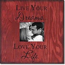 Live Your Dreams... Memory Box