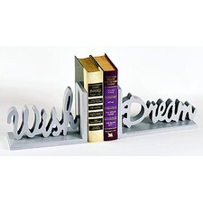 Wish Dream Book Ends (Set of 2)