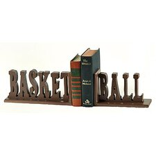 Basketball Book Ends (Set of 2)