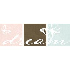 Dream Kids Canvas Art (Set of 3)