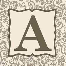 <strong>Forest Creations</strong> Home Monogram Canvas