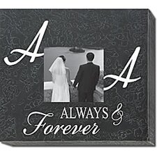 Always & Forever Home Frame