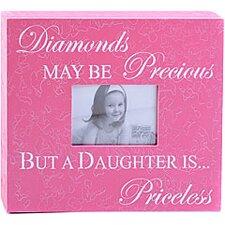 Diamonds May Be Precious... Child Frame