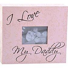 I Love My Daddy Child Frame