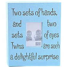 Two Sets of Hands, And Two Sets of Eyes... Child Frame