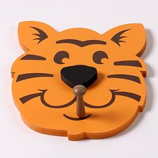 Tiger Head Peg (Set of 2)