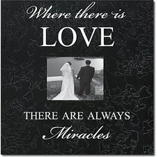 Where There Is Love...Memory Box