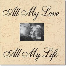 All My Love All My Life Memory Box