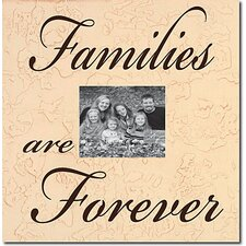 Families Are Forever Textured Memory Box