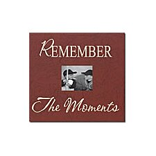 Remember the Moments Home Frame
