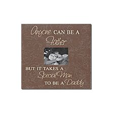Anyone Can Be a Father... Home Frame