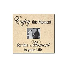 Enjoy This Moment... Home Frame