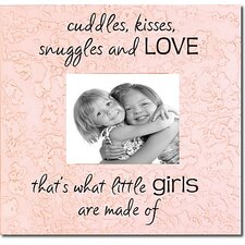 Cuddles, Kisses, Suggles And Love? Picture Frame