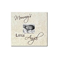 Mommy's Little Angel Child Frame
