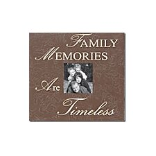 Family Memories Are Timeless Home Frame