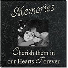 Memories Cherish Them in Our Hearts Forever Home Frame