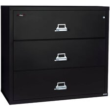 Fireproof 3-Drawer  File