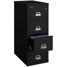 Fireproof 4-Drawer  Legal File