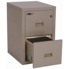 Fireproof 2-Drawer Turtle File