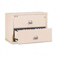 "2 Drawer Lateral File, 37.5"" Wide, Ul Listed 350"