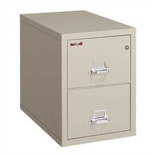 Two-Drawer Vertical Letter File