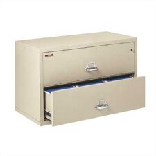 "44"" W Two-Drawer Lateral File"