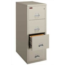 <strong>Fire King</strong> Four-Drawer Legal Protection Plus Safe-In-A-File