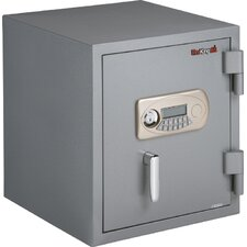 1-Hour Protection Electronic Lock Commercial Fire Safe [1.5 CuFt]