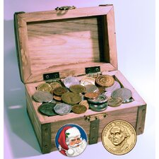 St. Nick's Treasure Chest Coin Collector