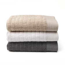 Subway Tile Bath Towel