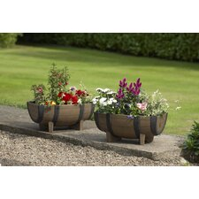 Trough Planter (Set of 2)