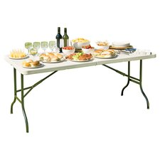 Rectangular Foldaway Dining Table