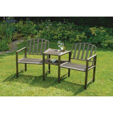 Doverdale Duo Bench and Table