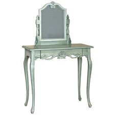 Rose Edged Dressing Table