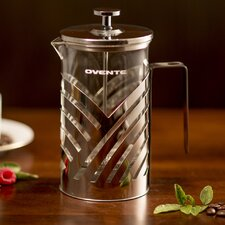 27 Oz. Stainless Steel French Press Coffee Maker