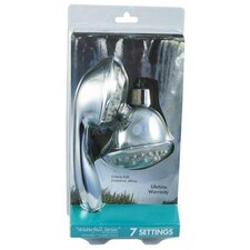 <strong>ConservCo</strong> Multnomah 5-Function Combo Pack Showerhead