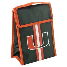 NCAA Velcro Lunch Bag