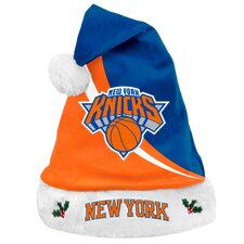 NBA Swoop Logo Santa Hat