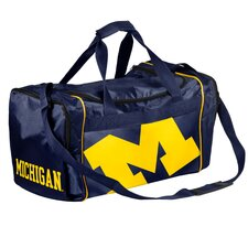 "<strong>Forever Collectibles</strong> NCAA 11"" Travel Duffel"