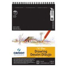 Mi Teintes Artist Series Wire Bound Drawing Pads